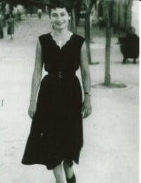 """Athanasia """"Sia Christoforatos  March 30 1930"""