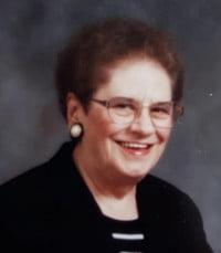 Helen Parno  Sunday April 25th 2021 avis de deces  NecroCanada