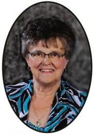 Myrtle Helen June Andrews  19392021 avis de deces  NecroCanada