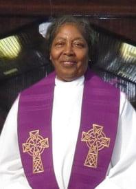 Rev Dr Yvette