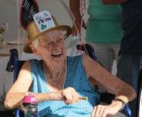 Mary Elizabeth Beames nee Cahill  Aug. 9 1918 – May 18 2021 avis de deces  NecroCanada