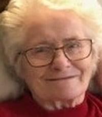 Blanche Emma Wells  Saturday May 1st 2021 avis de deces  NecroCanada
