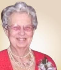 Elinor Frances Emmons Penwarden  Sunday May 2nd 2021 avis de deces  NecroCanada