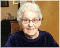 Louise Margaret Mailman  19232021 avis de deces  NecroCanada