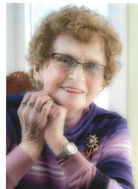 Mary Lucinda IlottWilliams nee Corr  2021 avis de deces  NecroCanada