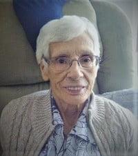 Henrietta Rita Florience Sproat  January 26 1923  May 1 2021 (age 98) avis de deces  NecroCanada