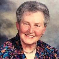 Margaret Evelyn Carr  1925  2021 avis de deces  NecroCanada