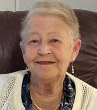 RAUGUST Vera Jeanette  May 4 2021 avis de deces  NecroCanada