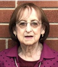 Mary Tonizzo Cordovado  Wednesday May 5th 2021 avis de deces  NecroCanada
