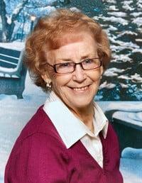 Audrey Irene Jorgensen  October 19 1932  May 4 2021 (age 88) avis de deces  NecroCanada