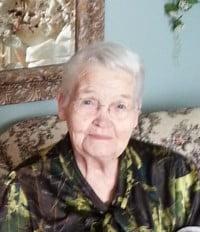 Betty Bernice Dobb Lothammer  1930  2021 (age 91) avis de deces  NecroCanada