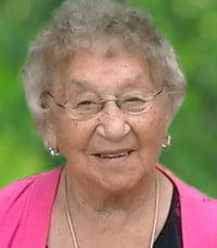 Hildegard Bilitz  Wednesday May 5th 2021 avis de deces  NecroCanada