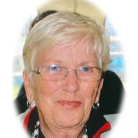 Joyce Puckett  May 4 2021 avis de deces  NecroCanada