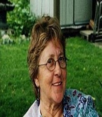 Mary Florence Lampman  Thursday May 6th 2021 avis de deces  NecroCanada