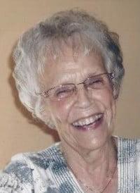 Mary Margaret Bernard  19392021 avis de deces  NecroCanada
