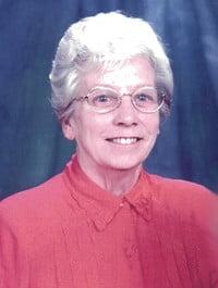 Virginia Ginny Helen Shaw  March 5 1934  May 4 2021 (age 87) avis de deces  NecroCanada