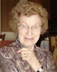 Virginia Hazel Dauphinee  December 03 1919  May 05 2021 avis de deces  NecroCanada