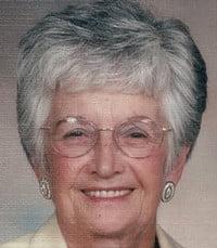 Lillian Mae Wiley Sutherby  Friday May 7th 2021 avis de deces  NecroCanada