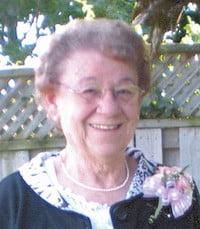 Doris Theresa Rickert  Friday May 7th 2021 avis de deces  NecroCanada