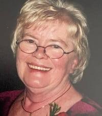 Kathryn Ida Blackburn Manchester  Friday May 7th 2021 avis de deces  NecroCanada