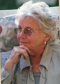 Marjorie Mullinger Ditchfield  April 12 1926  May 2 2021 (age 95) avis de deces  NecroCanada