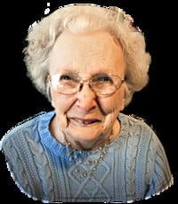 Betty Jean Baxter nee Yocom  2021 avis de deces  NecroCanada