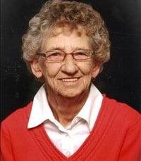 Geraldine Ritchie  Sunday May 9th 2021 avis de deces  NecroCanada