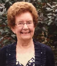 Myrna Pauline Booth Gulley  Thursday May 6th 2021 avis de deces  NecroCanada