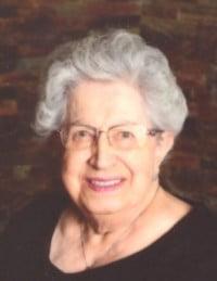 Elizabeth Betty Hamrin  May 10 2021 avis de deces  NecroCanada