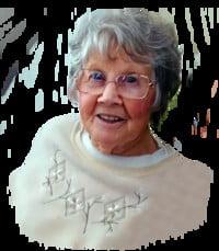 Marjorie Violet Grassi  2021 avis de deces  NecroCanada
