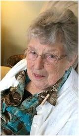 Gladys Elizabeth Martin  19302021 avis de deces  NecroCanada