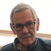 Halldor John Johnson  Sunday May 9th 2021 avis de deces  NecroCanada