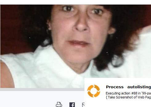 Helene Guitard  2021 avis de deces  NecroCanada