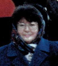 Pauline Mary Elaine Robert Williams  Sunday May 9th 2021 avis de deces  NecroCanada