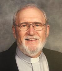 Reverend Robert William English  Tuesday May 4th 2021 avis de deces  NecroCanada