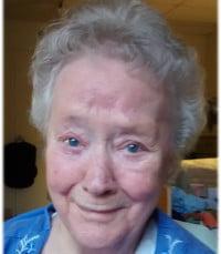 Mary Margaret Parsons  2021 avis de deces  NecroCanada