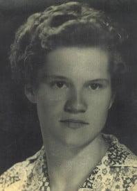 Ljubica Kotarscak  26 juillet 1935