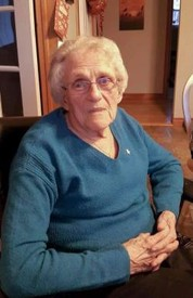 Margaret Eva England Hadley  19272021 avis de deces  NecroCanada