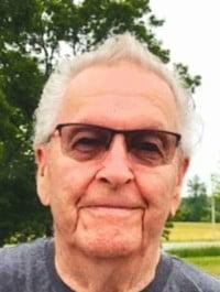 Walter Wolfe  2021 avis de deces  NecroCanada