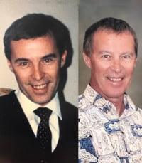 Richard Dick Hugh Joyce  Monday May 17th 2021 avis de deces  NecroCanada