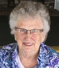 Alice Kathryn Eisenhauer  Sunday March 21st 2021 avis de deces  NecroCanada