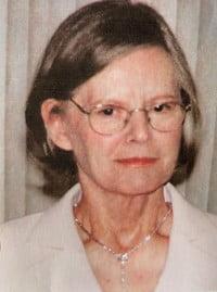 Peggy G Halstead  August 18 1938  May 19 2021 avis de deces  NecroCanada