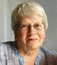 Marjorie Mouland  April 30th 2021 avis de deces  NecroCanada