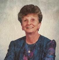 Mary Nicholls  Tuesday May 25 2021 avis de deces  NecroCanada