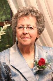 Mme Rose-Helene Laferriere Laporte  2021 avis de deces  NecroCanada
