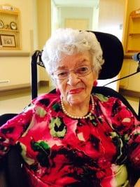 Connie Lorraine Knox  March 16 1931  April 02 2021 avis de deces  NecroCanada