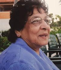 Bindrawattee Betty Rishy-Maharaj  Sunday June 27th 2021 avis de deces  NecroCanada