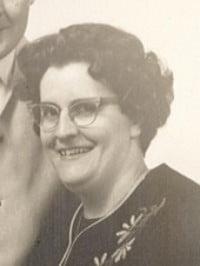 COCHRANE Wanda  1937  2021 avis de deces  NecroCanada