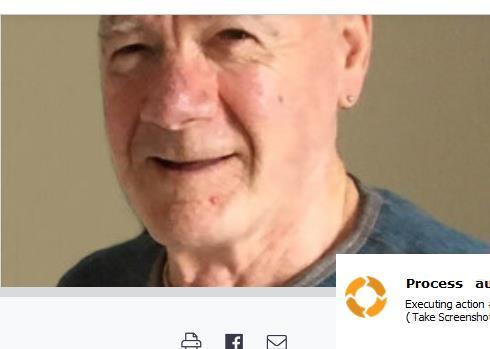 Harold Imbeault  2021 avis de deces  NecroCanada