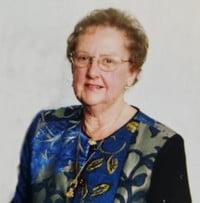 Marie McKeown  Monday May 31 2021 avis de deces  NecroCanada